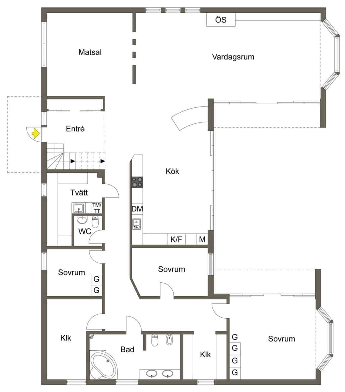 Villa in Särö (54)