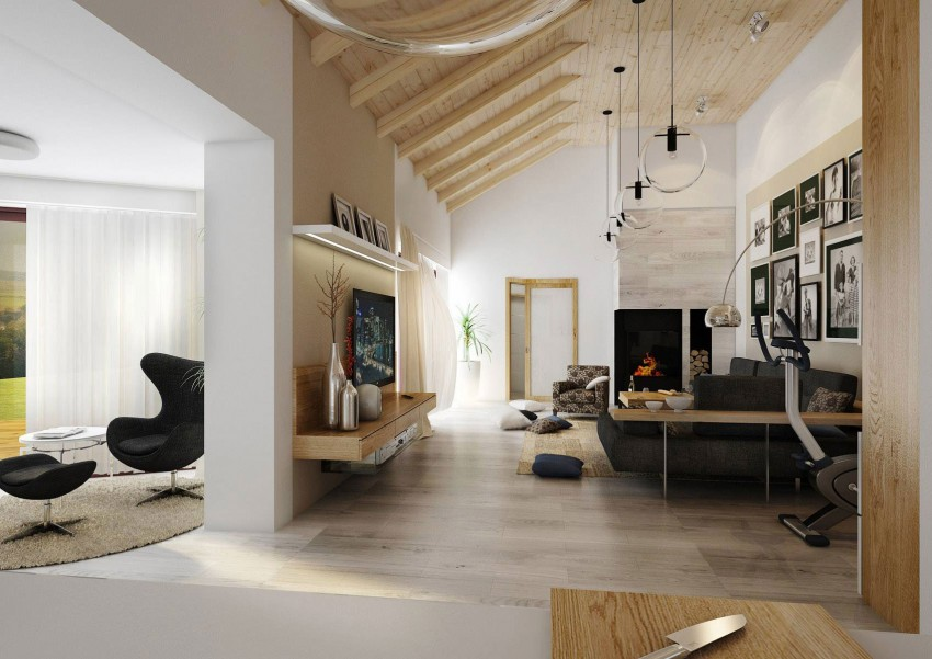 Villa in the Countryside by Design ATAK (3)
