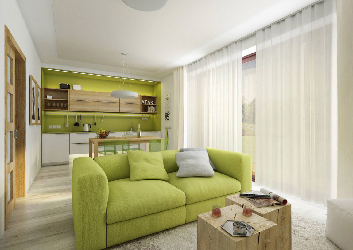 Villa in the Countryside by Design ATAK (6)