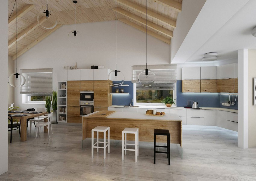 Villa in the Countryside by Design ATAK (7)