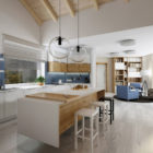 Villa in the Countryside by Design ATAK (8)