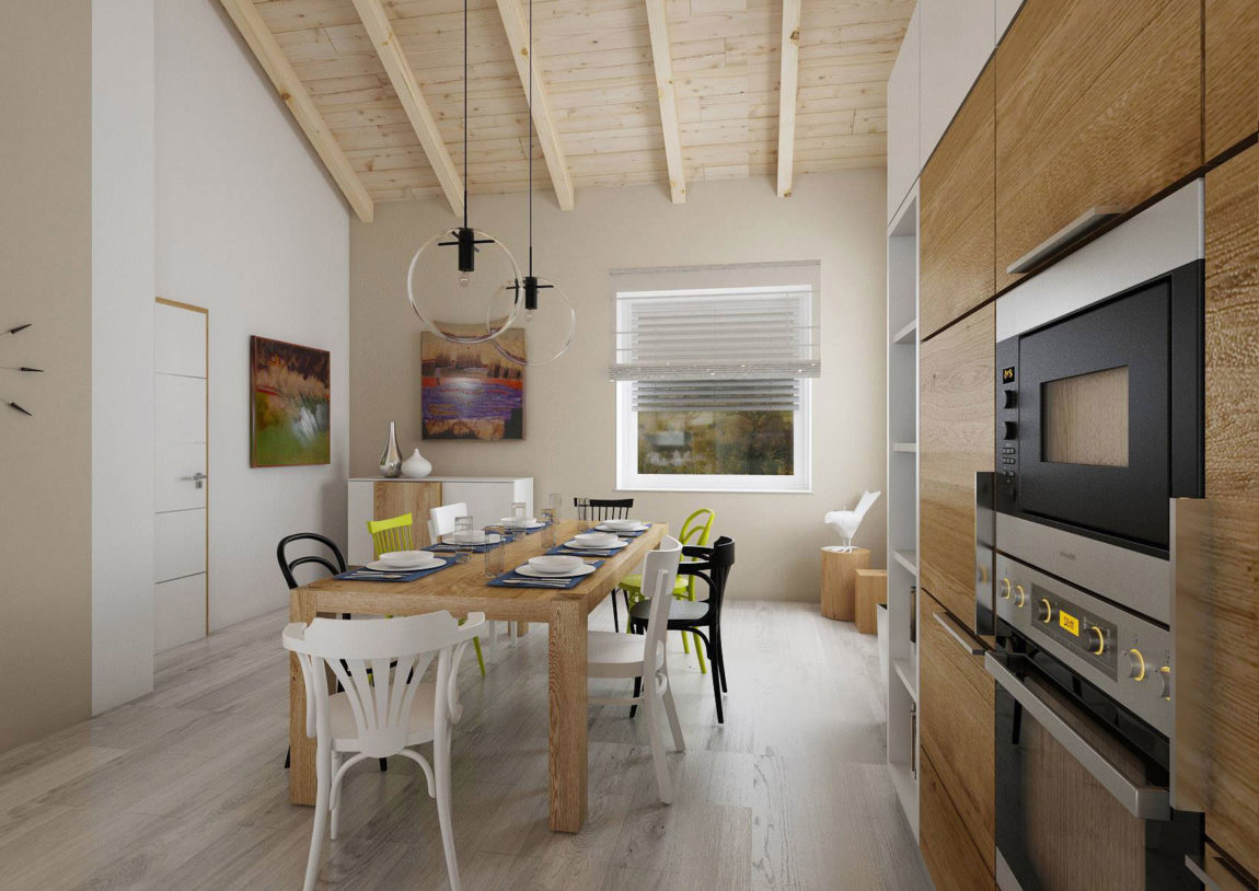 Villa in the Countryside by Design ATAK (9)