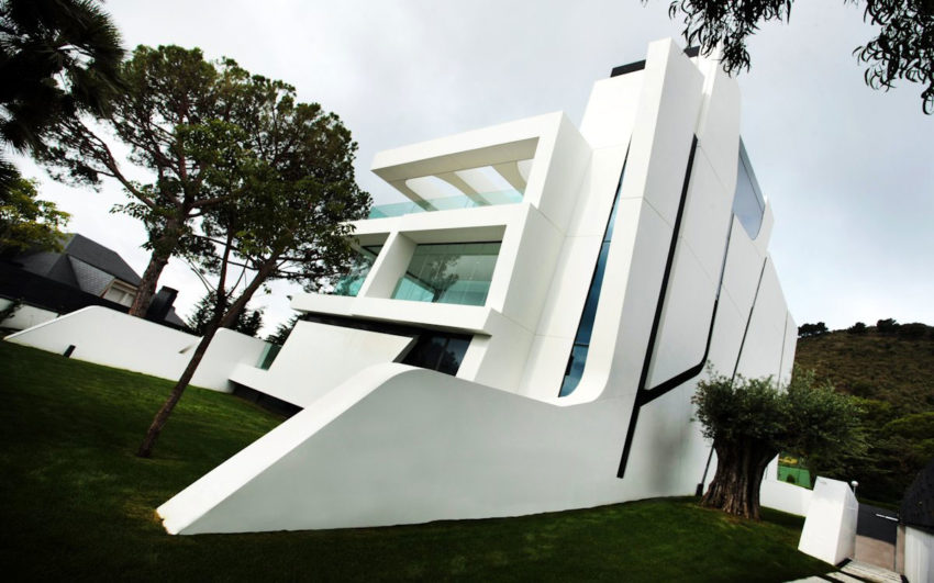 Weave House by A-cero (6)