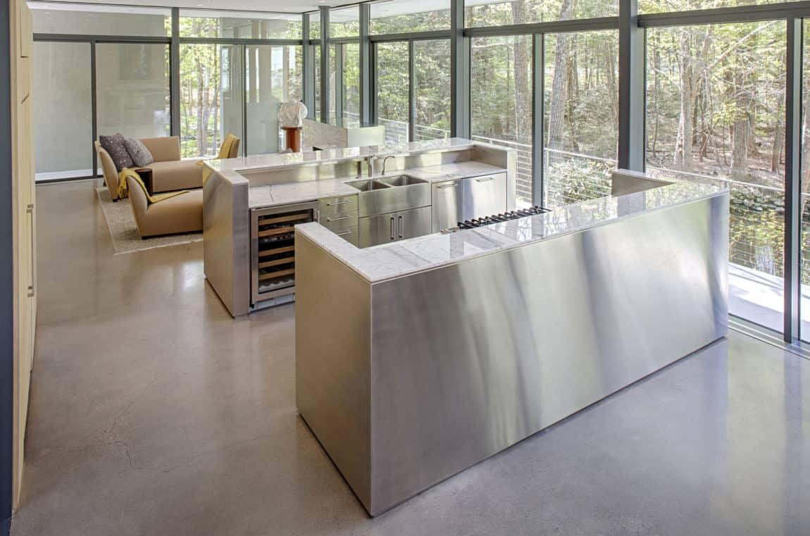 Weston Residence by Specht Harpman Architects (6)