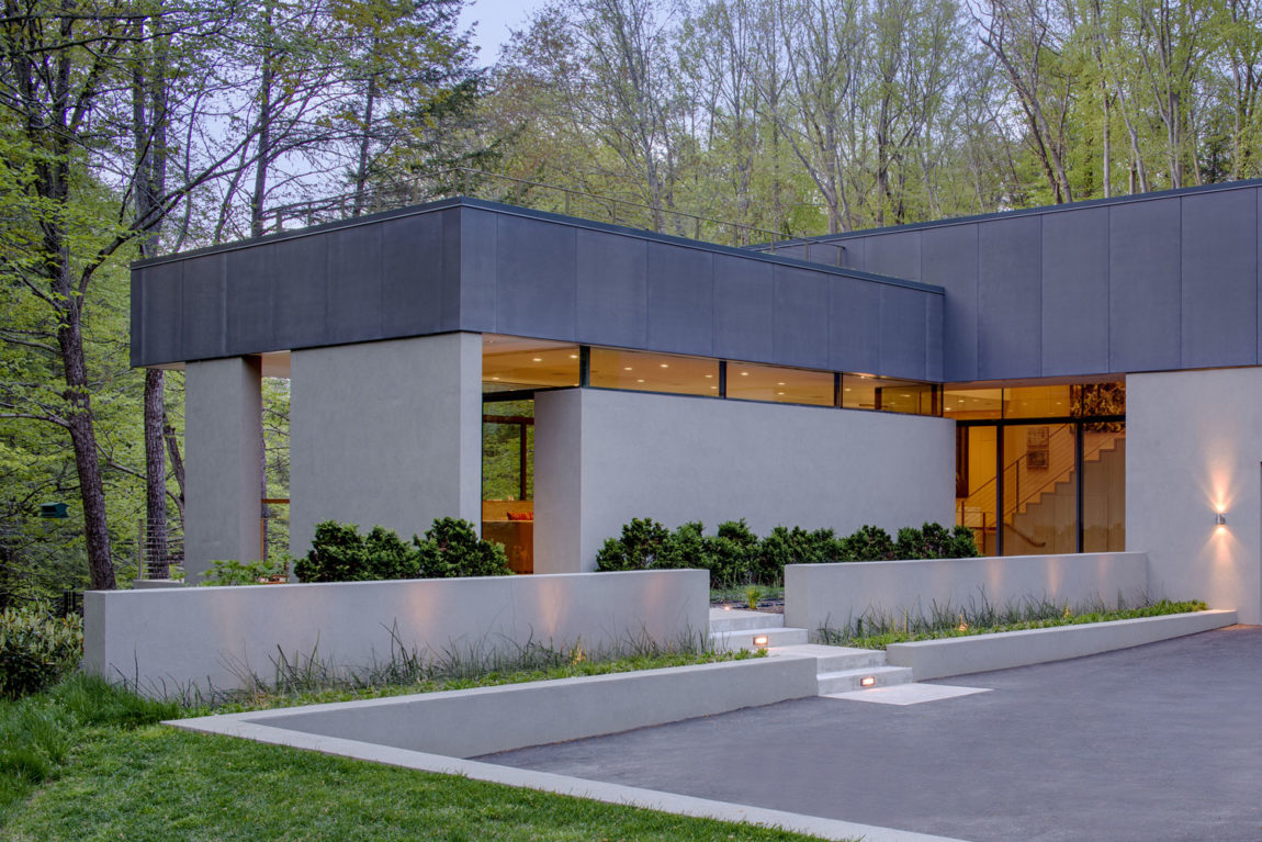 Weston Residence by Specht Harpman Architects (9)