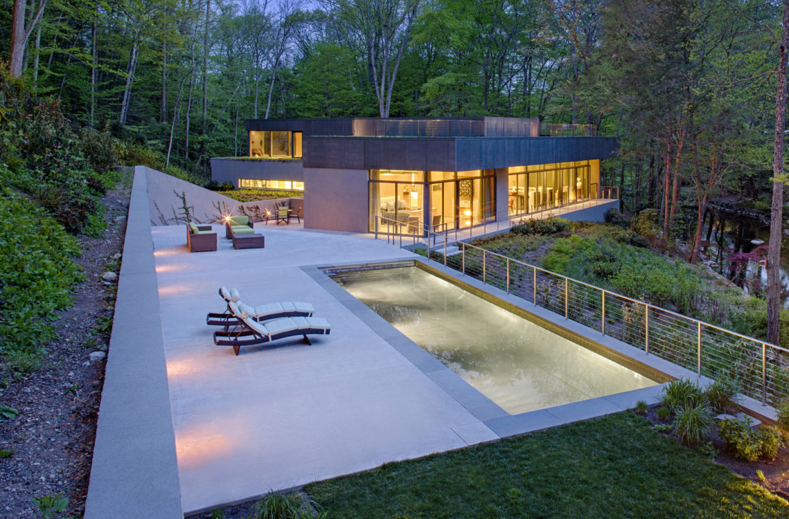 Weston Residence by Specht Harpman Architects (11)