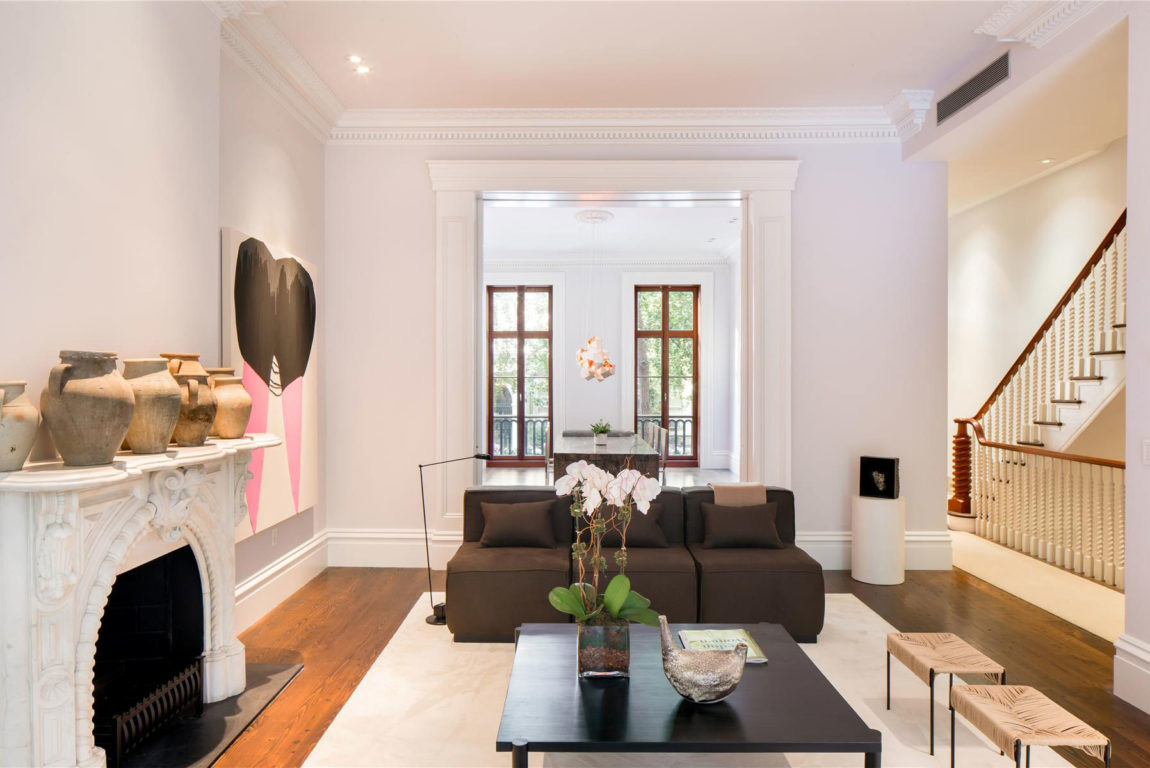 7 Fireplaces in Greenwich Village (2)