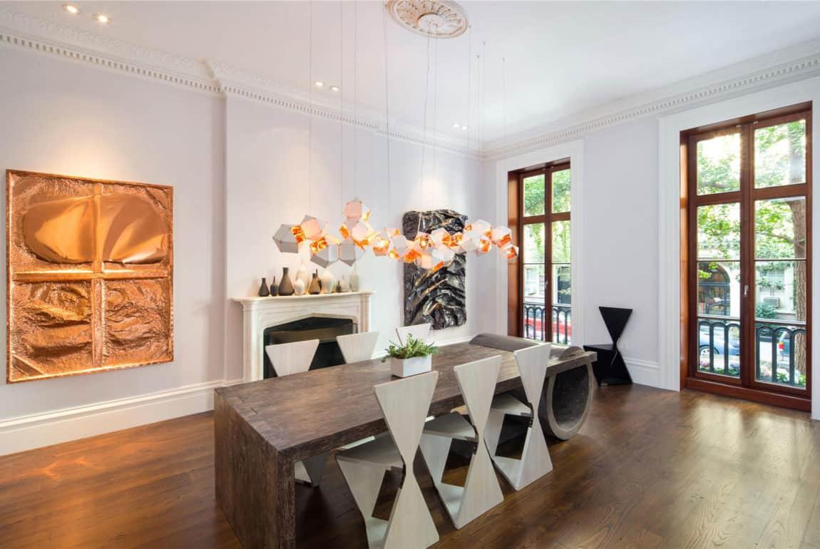 7 Fireplaces in Greenwich Village (7)