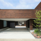 A Courtyard House by Arakawa Architects & Associates (2)