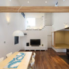 A Courtyard House by Arakawa Architects & Associates (8)