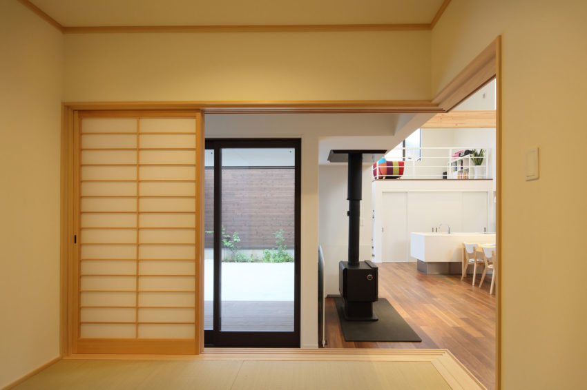 A Courtyard House by Arakawa Architects & Associates (13)
