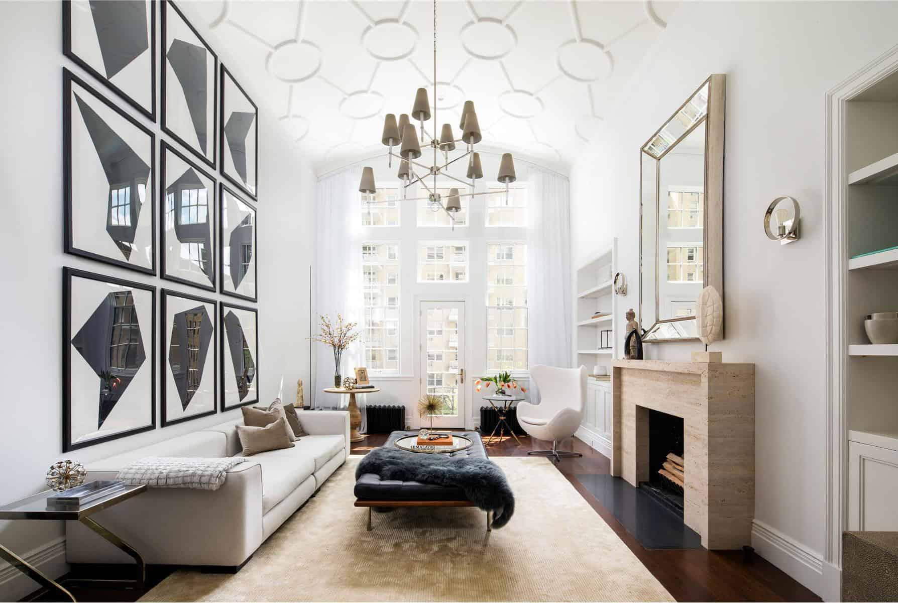 A Duplex in Greenwich Village
