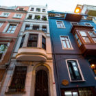 A Duplex in a Historic Building in Istanbul (1)