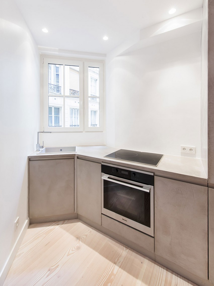 Apartment Rue de Lille by spamroom (10)