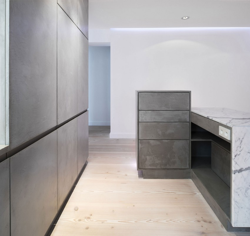 Apartment Rue de Lille by spamroom (11)
