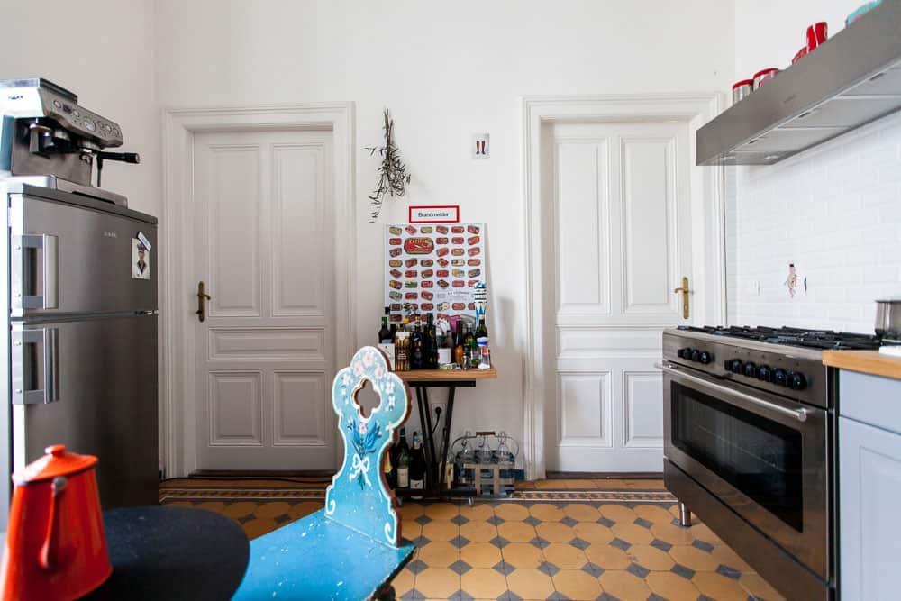 Apartment in Vienna by Atelier Karasinski (8)