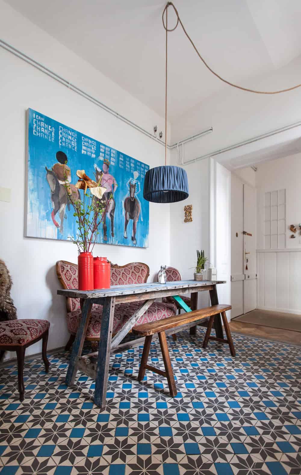 Apartment in Vienna by Atelier Karasinski (9)