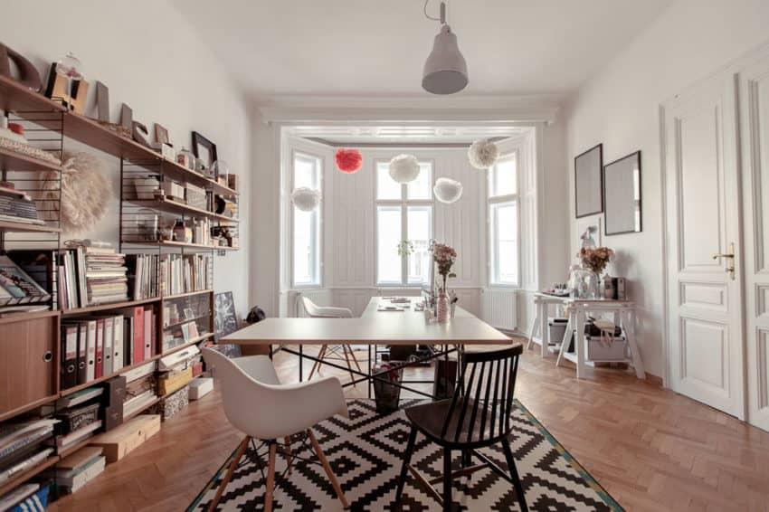 Apartment in Vienna by Atelier Karasinski (14)
