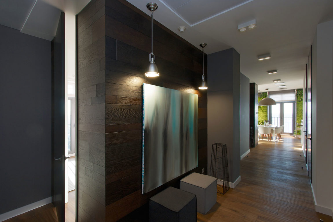 Apartment with Wall Gardens by SVOYA Studio (1)