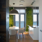 Apartment with Wall Gardens by SVOYA Studio (3)