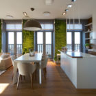 Apartment with Wall Gardens by SVOYA Studio (4)