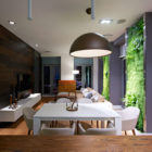Apartment with Wall Gardens by SVOYA Studio (17)