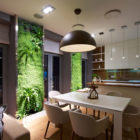 Apartment with Wall Gardens by SVOYA Studio (21)