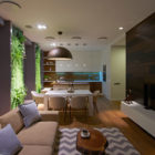 Apartment with Wall Gardens by SVOYA Studio (22)