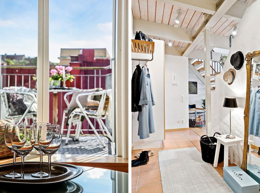 Attic Apartment in the Center of Gothenburg (4)