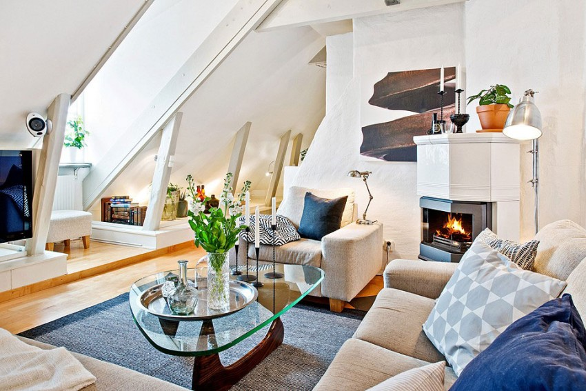 Attic Apartment in the Center of Gothenburg (6)