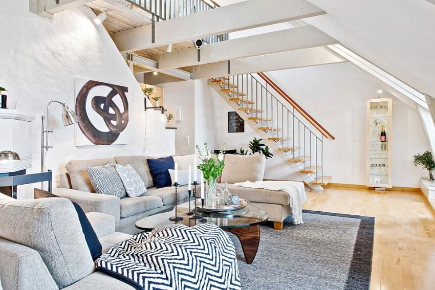 Attic Apartment in the Center of Gothenburg (7)