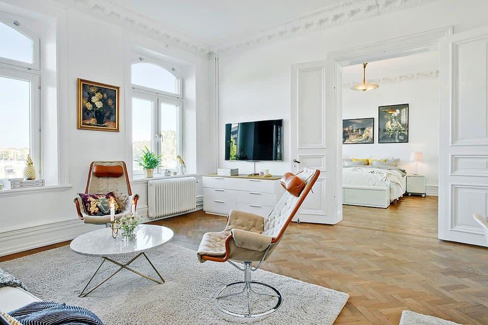 Attic Apartment in the Center of Gothenburg (8)