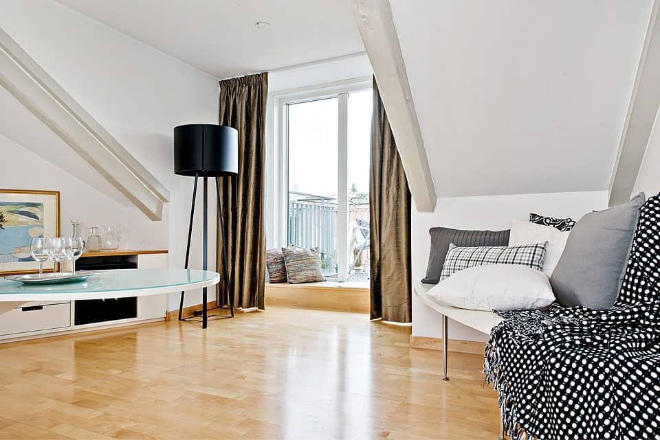 Attic Apartment in the Center of Gothenburg (9)