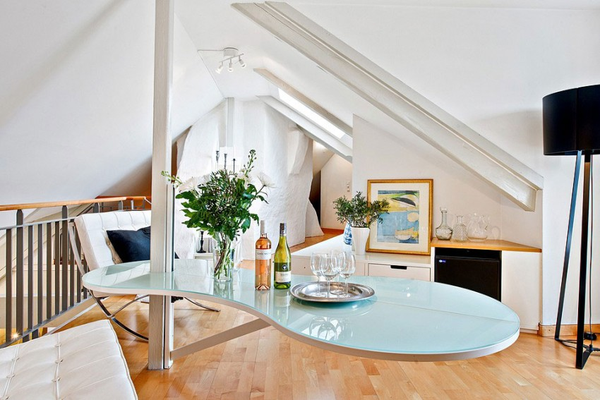 Attic Apartment in the Center of Gothenburg (10)