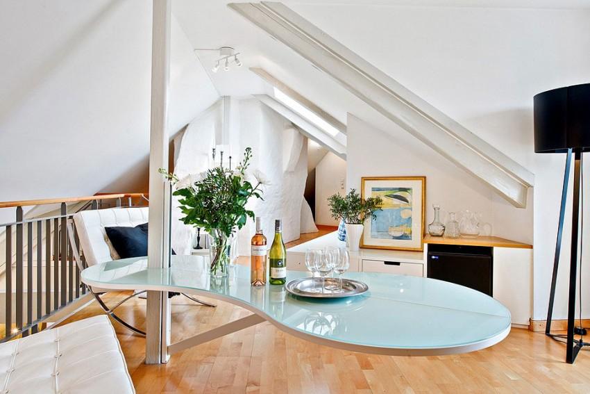 Attic Apartment in the Center of Gothenburg (10)