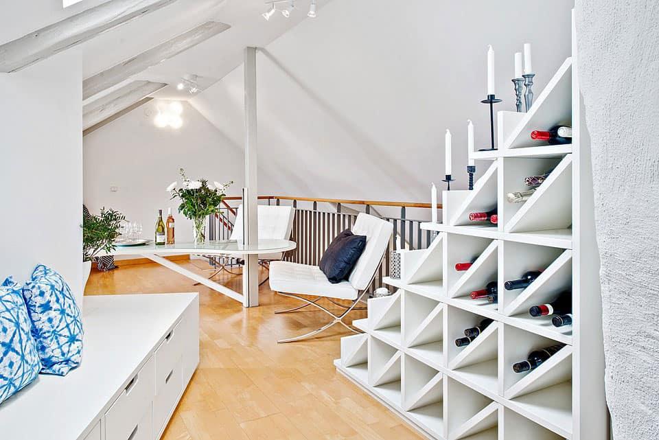 Attic Apartment in the Center of Gothenburg (12)