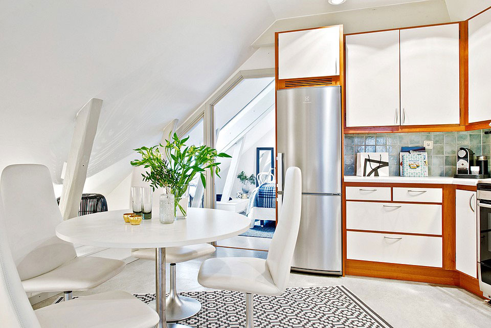 Attic Apartment in the Center of Gothenburg (15)