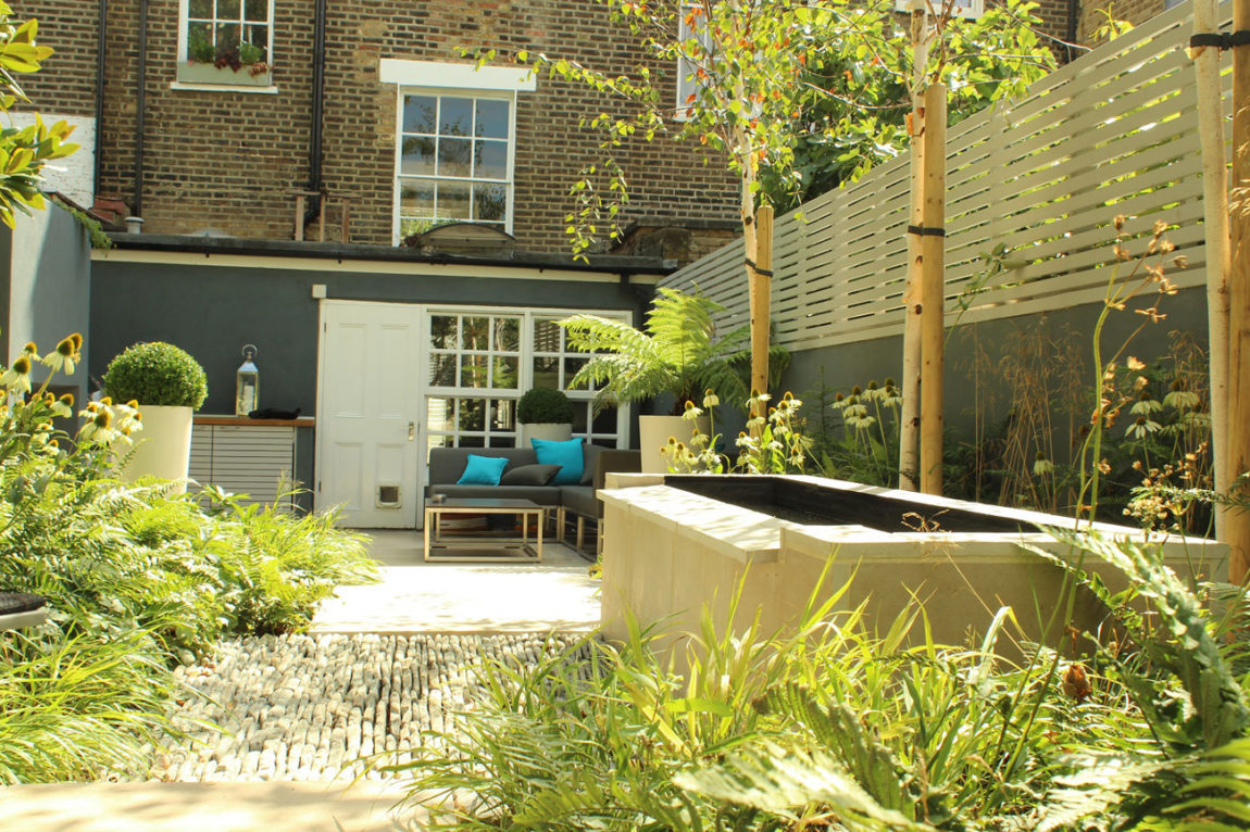 Barnsbury Townhouse Garden by Daniel Shea (1)