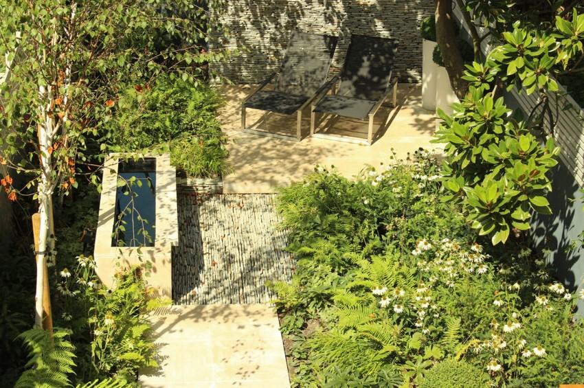 Barnsbury Townhouse Garden by Daniel Shea (4)