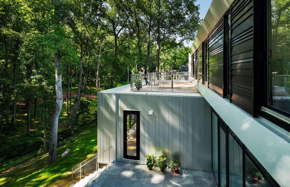 Bridge House by Höweler + Yoon Architecture (2)