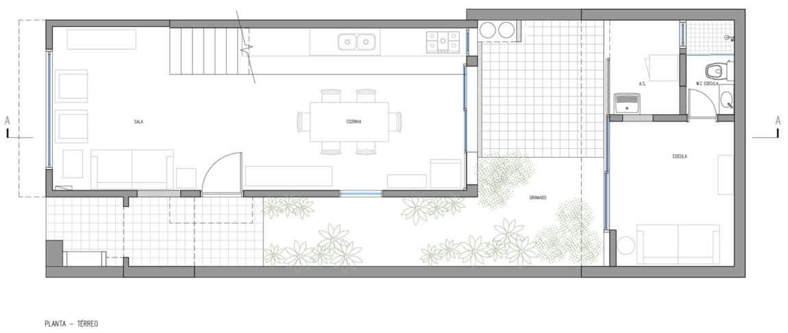 Casa de Vila TA e LB by DT Estúdio (22)
