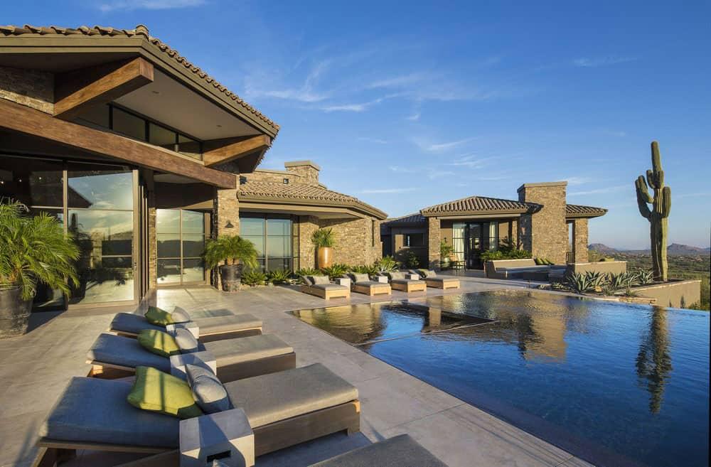 Desert Mountain Retreat by ArchitecTor (1)