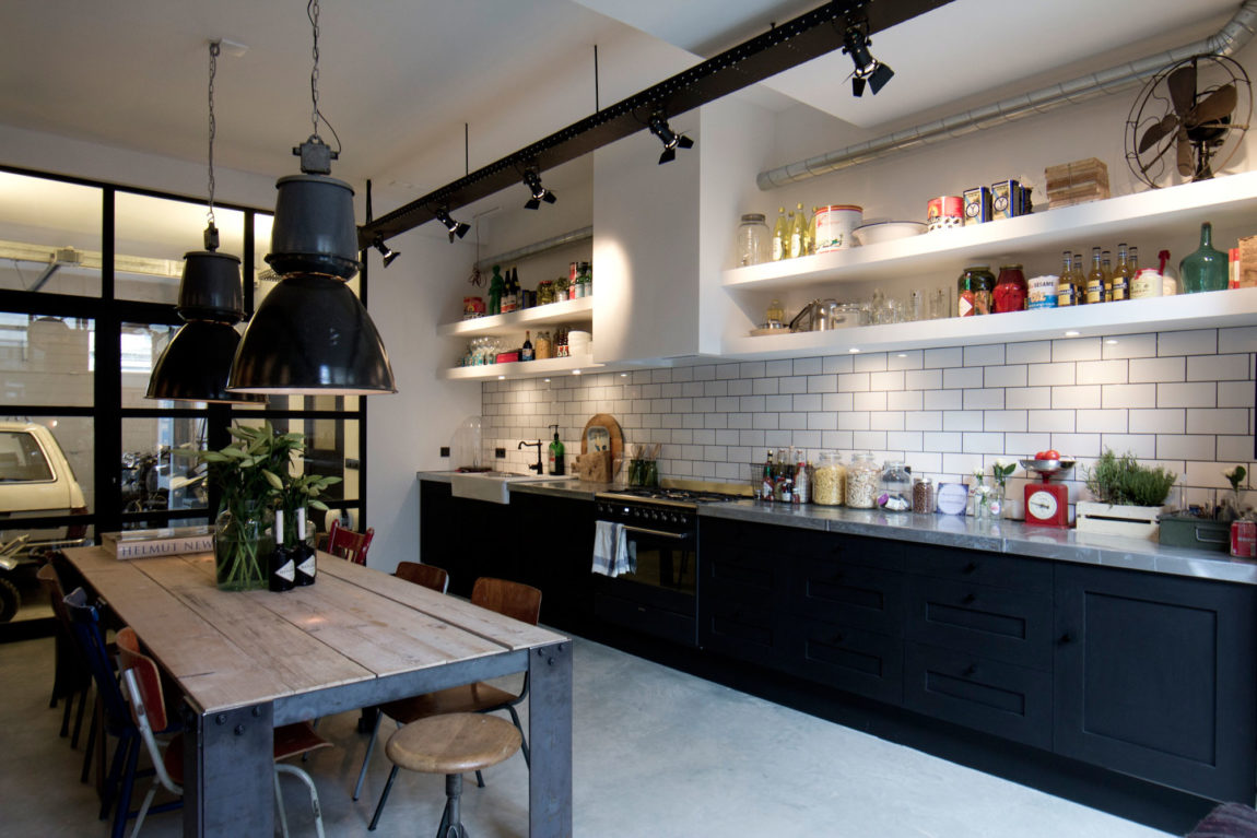 Garage Loft Amsterdam by Bricks Amsterdam (6)