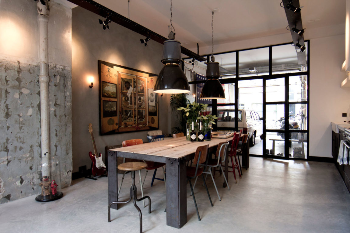 Garage Loft Amsterdam by Bricks Amsterdam (7)