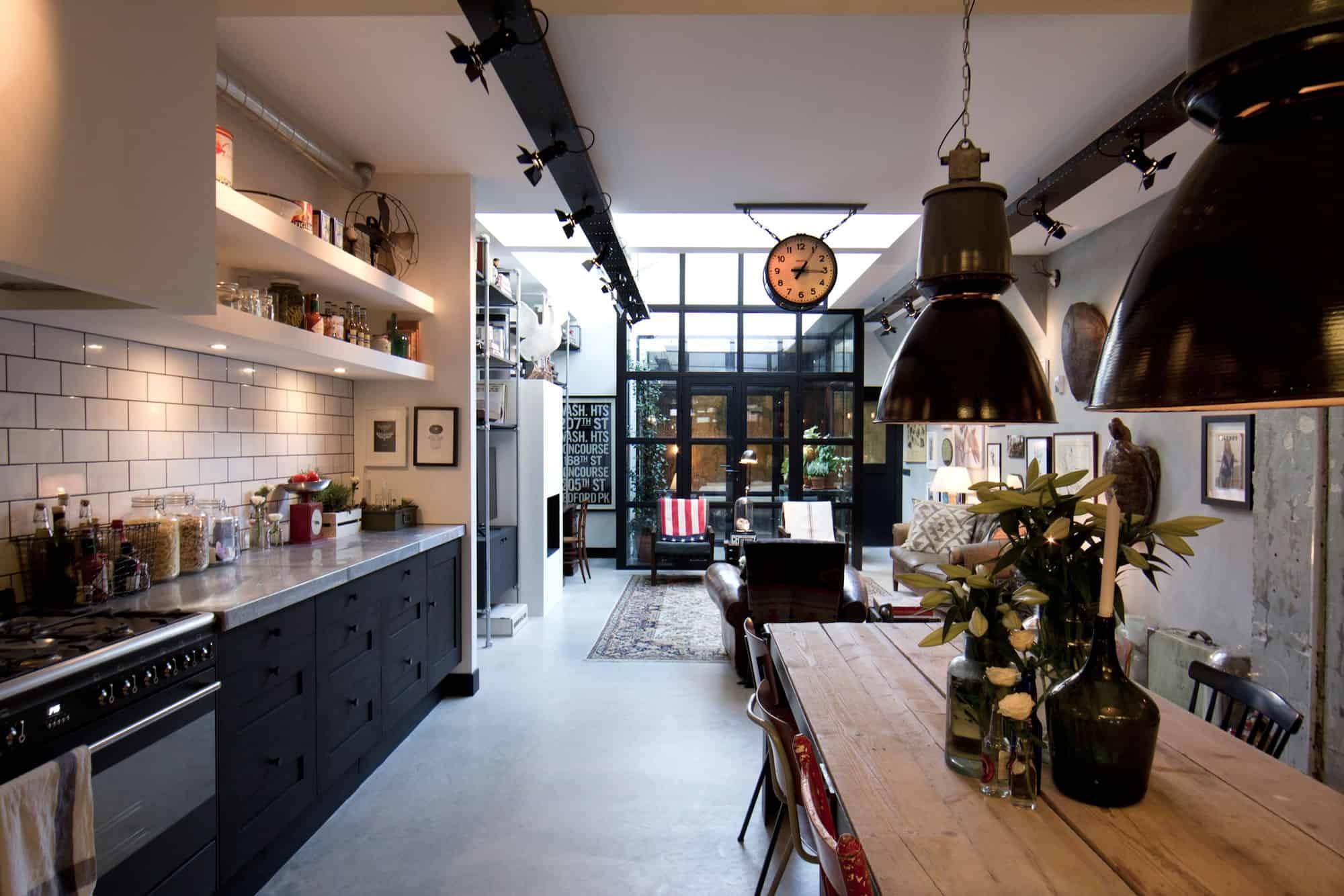 Garage Loft Amsterdam by Bricks Amsterdam