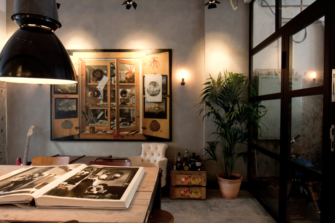 Garage Loft Amsterdam by Bricks Amsterdam (9)