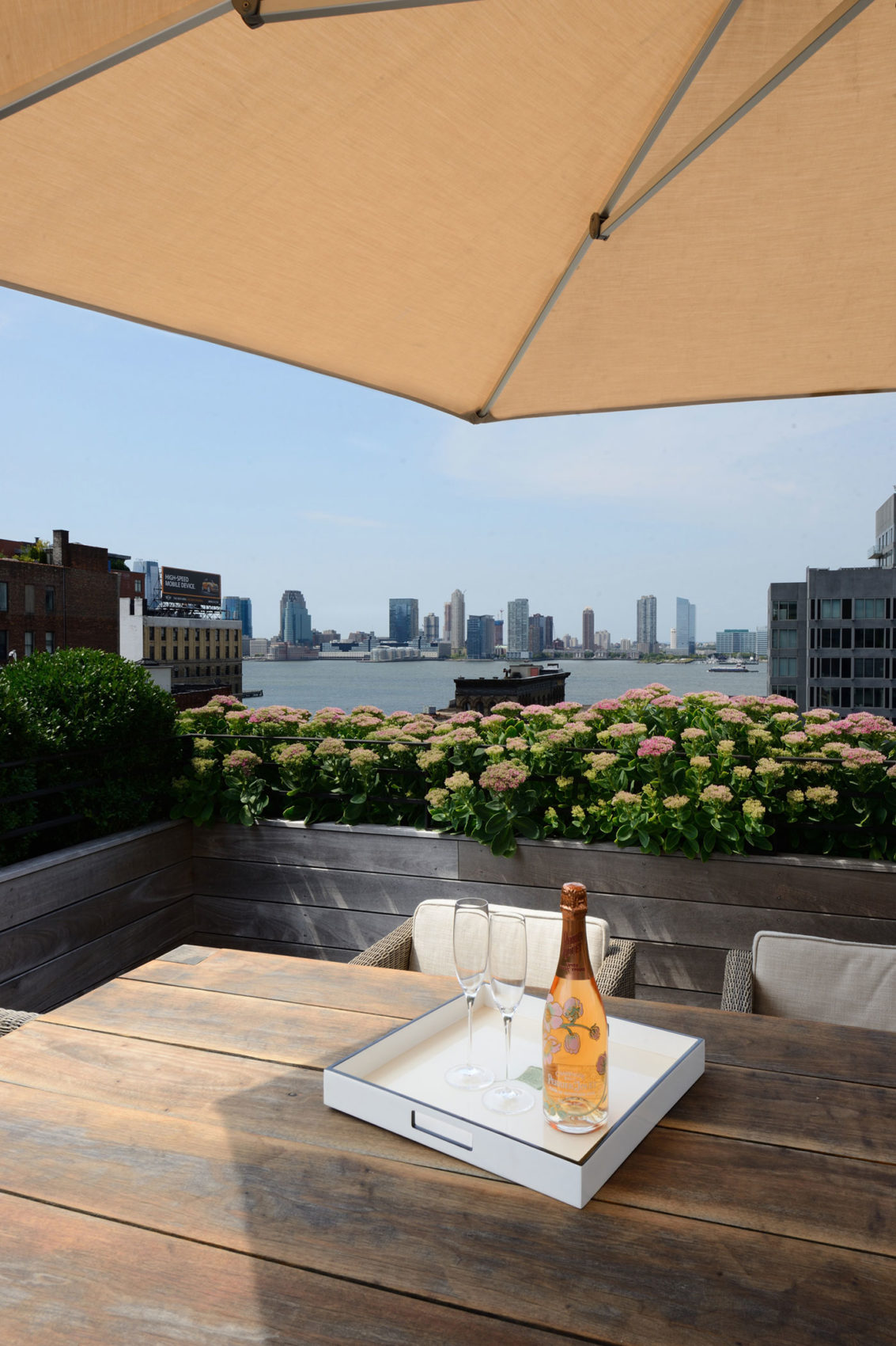 Greenwich St Penthouse by Turett Collaborative Arch (5)