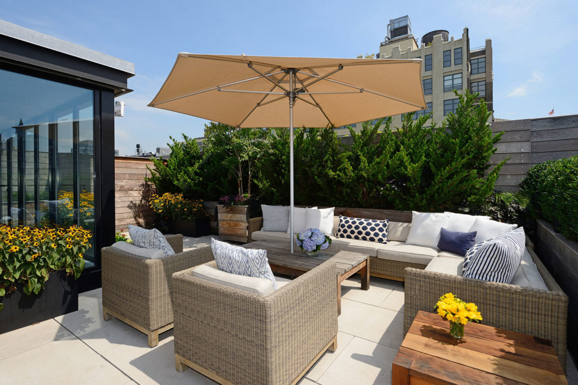 Greenwich St Penthouse by Turett Collaborative Arch (6)