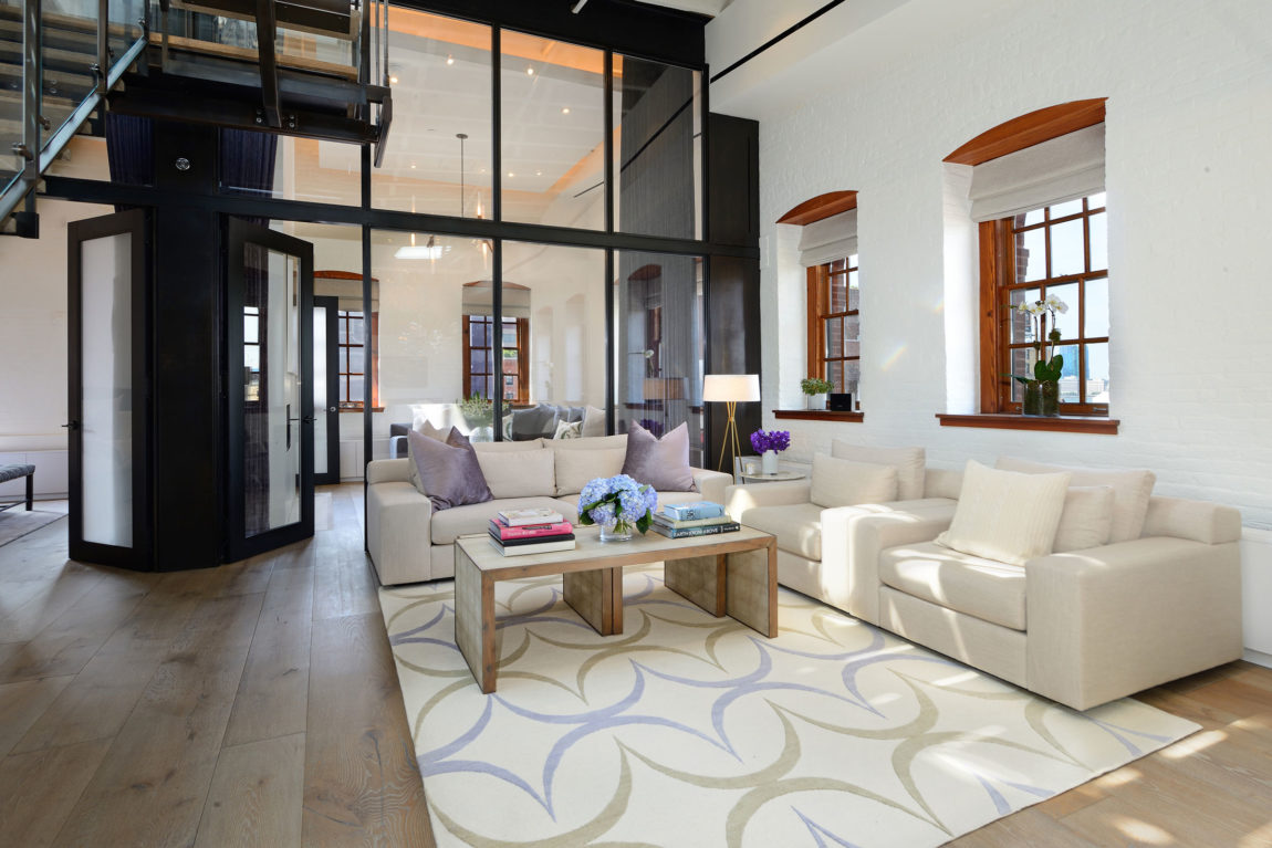 Greenwich St Penthouse by Turett Collaborative Arch (11)