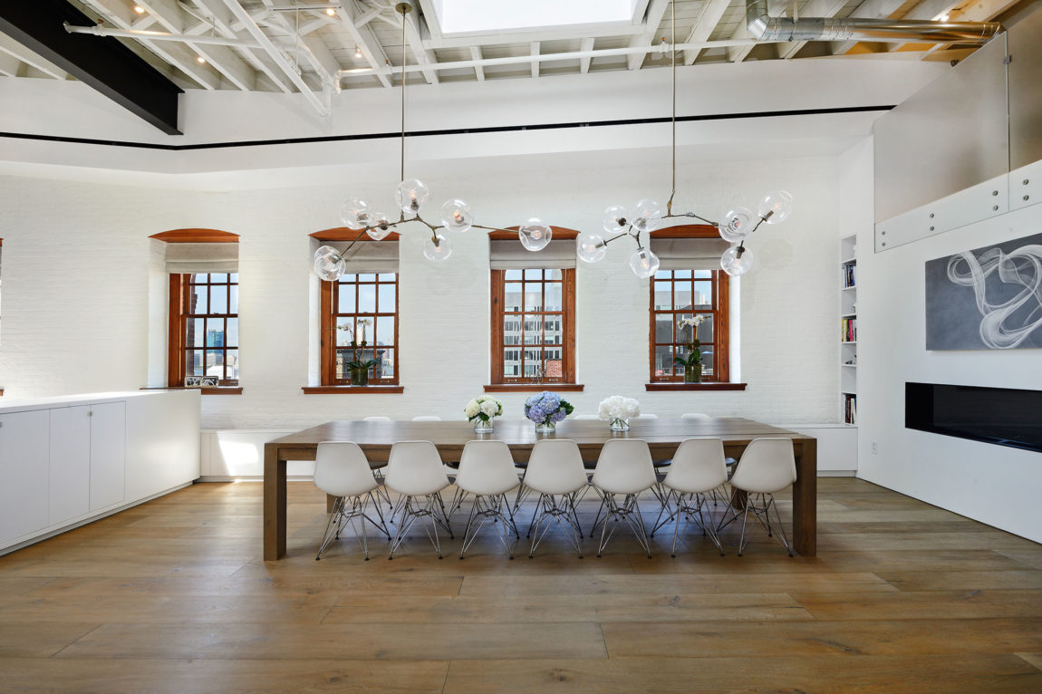Greenwich St Penthouse by Turett Collaborative Arch (16)
